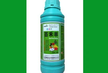 百禾丰—-黄腐植酸 (N、P、K)有机无机螯合营养液肥